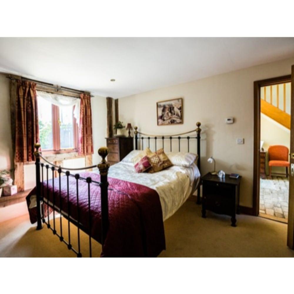 오크 팜 반(Oak Farm Barn) Hotel Image 24 - Guestroom