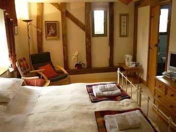 오크 팜 반(Oak Farm Barn) Hotel Image 2 - Guestroom