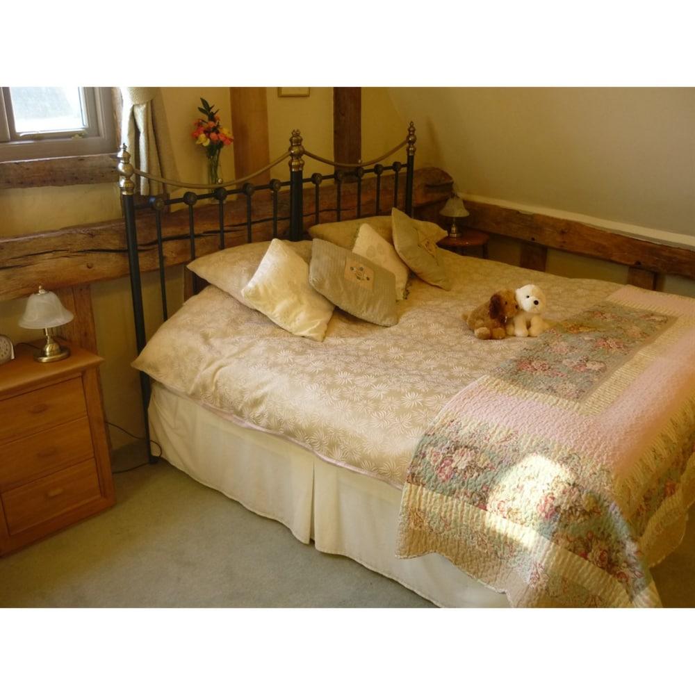 오크 팜 반(Oak Farm Barn) Hotel Image 13 - Guestroom