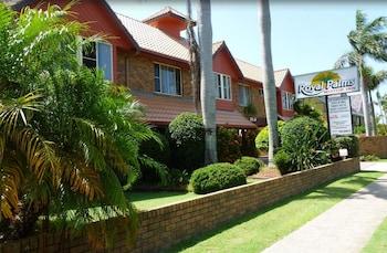 加州豪園汽車旅館 Royal Palms Motor Inn