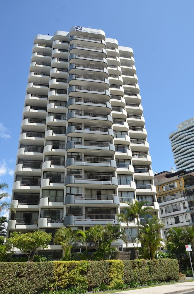 퍼시픽 리조트 브로드비치(Pacific Resort Broadbeach) Hotel Image 34 - Exterior