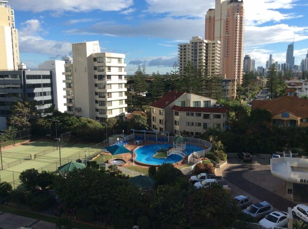 퍼시픽 리조트 브로드비치(Pacific Resort Broadbeach) Hotel Image 32 - Exterior