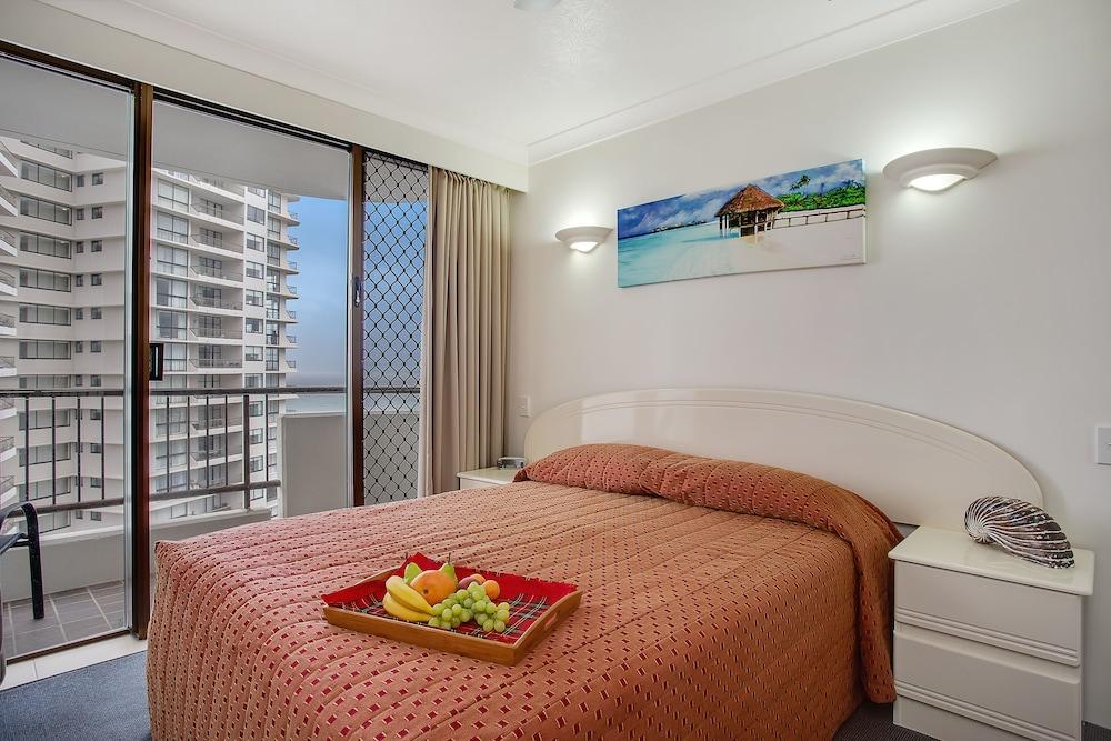 퍼시픽 리조트 브로드비치(Pacific Resort Broadbeach) Hotel Image 5 - Guestroom