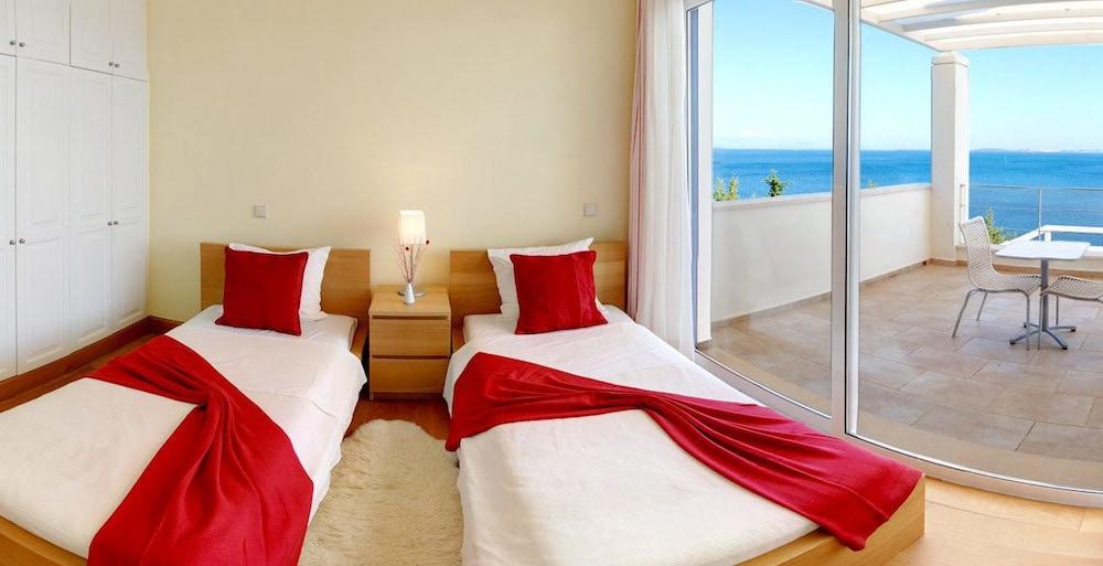 코르푸 럭셔리 빌라(Corfu Luxury Villas) Hotel Image 3 - Guestroom