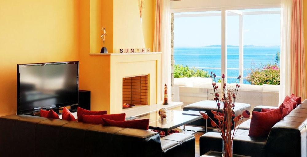 코르푸 럭셔리 빌라(Corfu Luxury Villas) Hotel Image 62 - Interior Detail