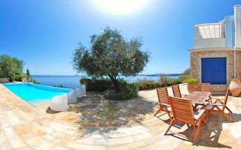 코르푸 럭셔리 빌라(Corfu Luxury Villas) Hotel Image 63 - Property Grounds
