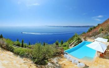 코르푸 럭셔리 빌라(Corfu Luxury Villas) Hotel Image 58 - Outdoor Pool