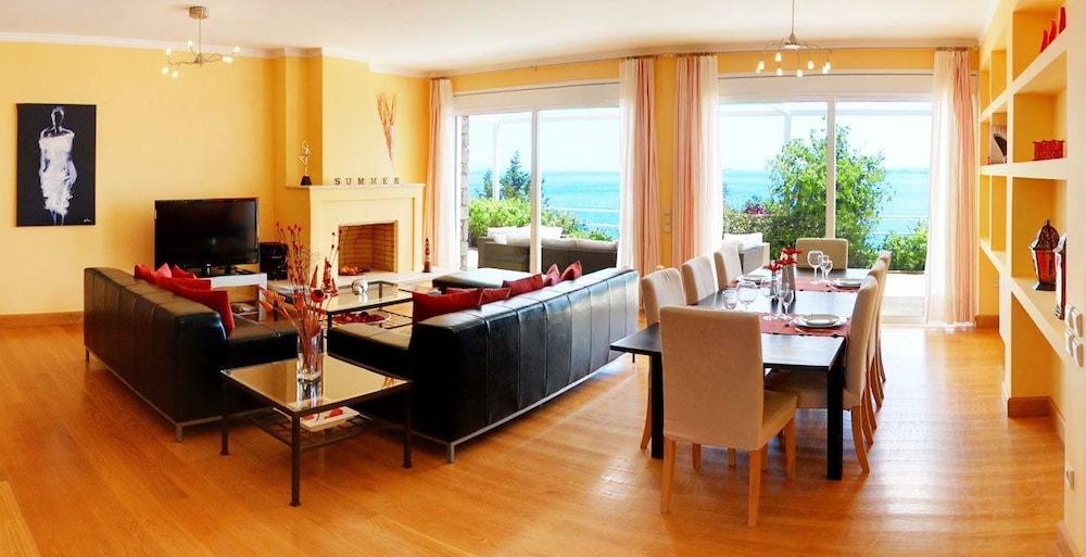 코르푸 럭셔리 빌라(Corfu Luxury Villas) Hotel Image 24 - Living Room