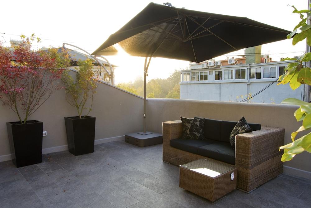라스타리아 부티크 호텔(Lastarria Boutique Hotel) Hotel Image 24 - Terrace/Patio