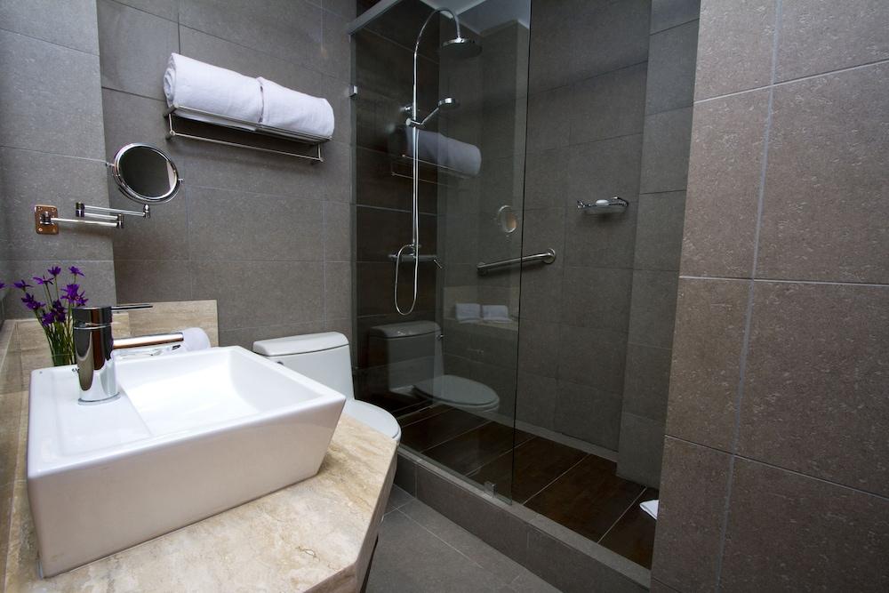 라스타리아 부티크 호텔(Lastarria Boutique Hotel) Hotel Image 30 - Bathroom