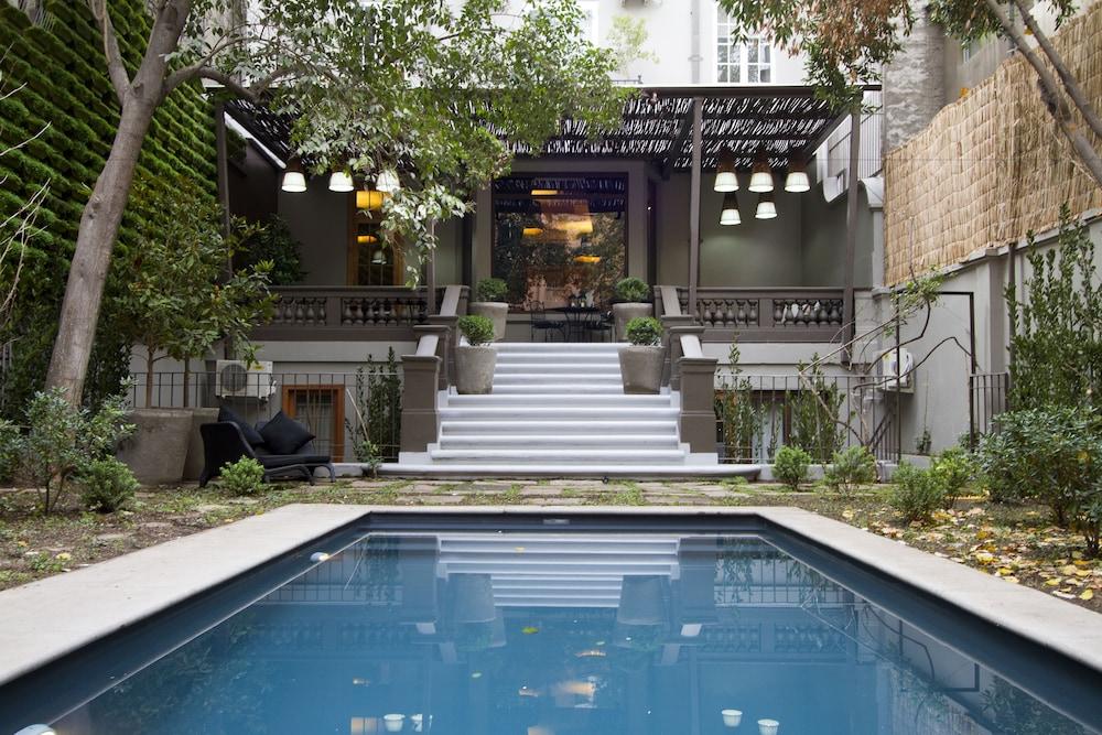 라스타리아 부티크 호텔(Lastarria Boutique Hotel) Hotel Image 1 - Pool