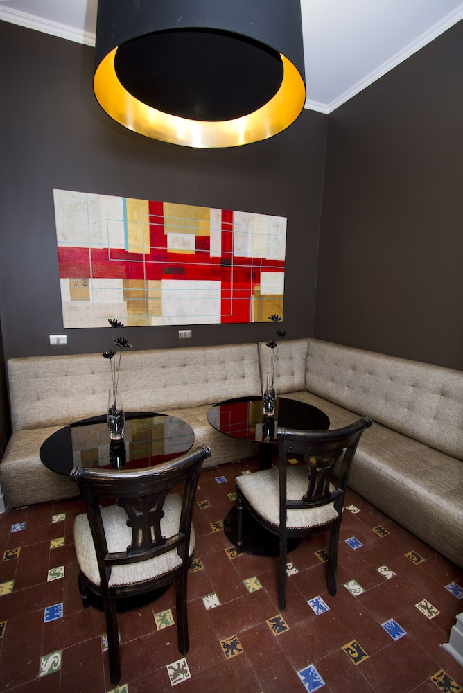 라스타리아 부티크 호텔(Lastarria Boutique Hotel) Hotel Image 53 - Hotel Lounge