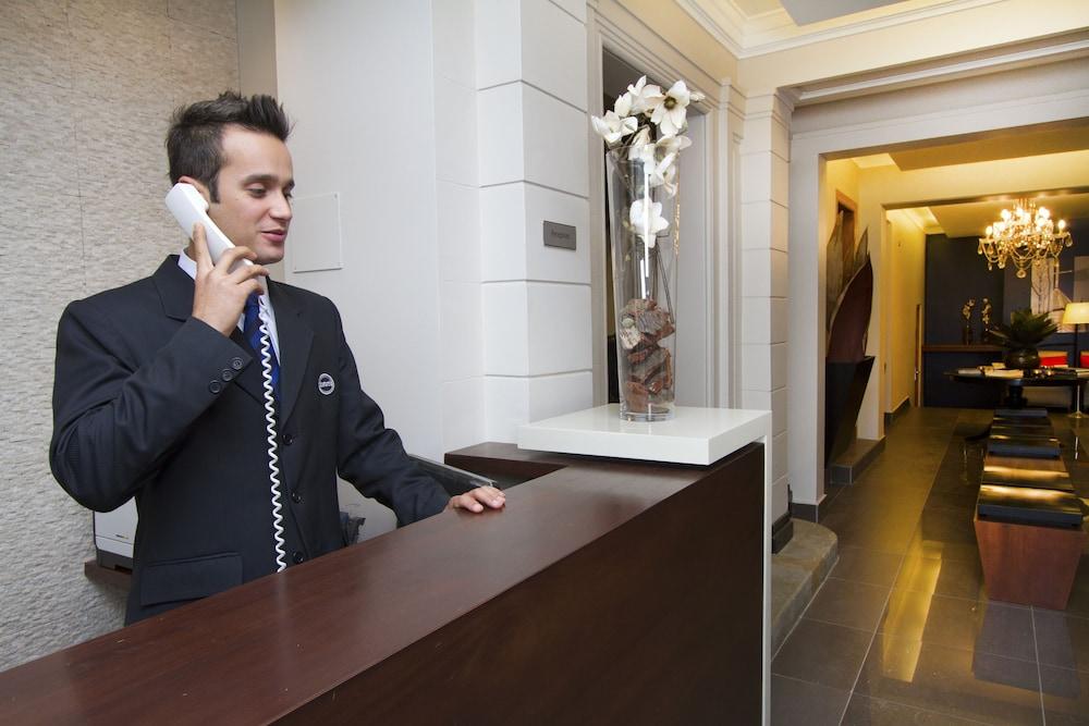 라스타리아 부티크 호텔(Lastarria Boutique Hotel) Hotel Image 40 - Interior Entrance