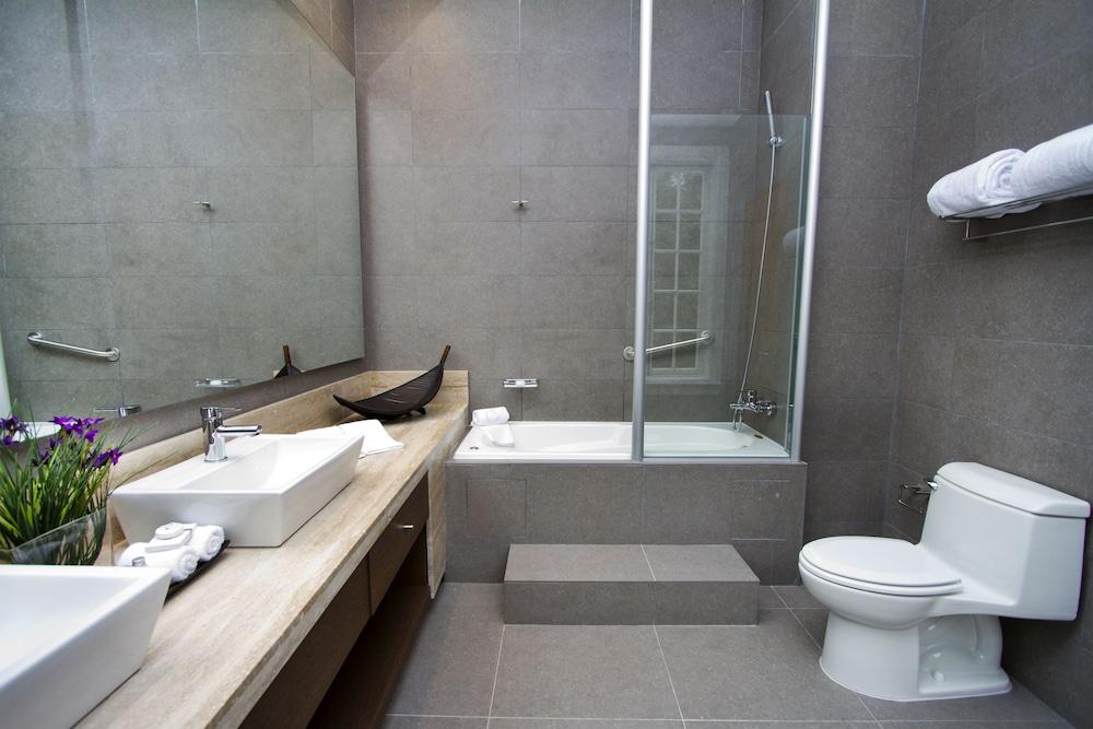 라스타리아 부티크 호텔(Lastarria Boutique Hotel) Hotel Image 32 - Bathroom