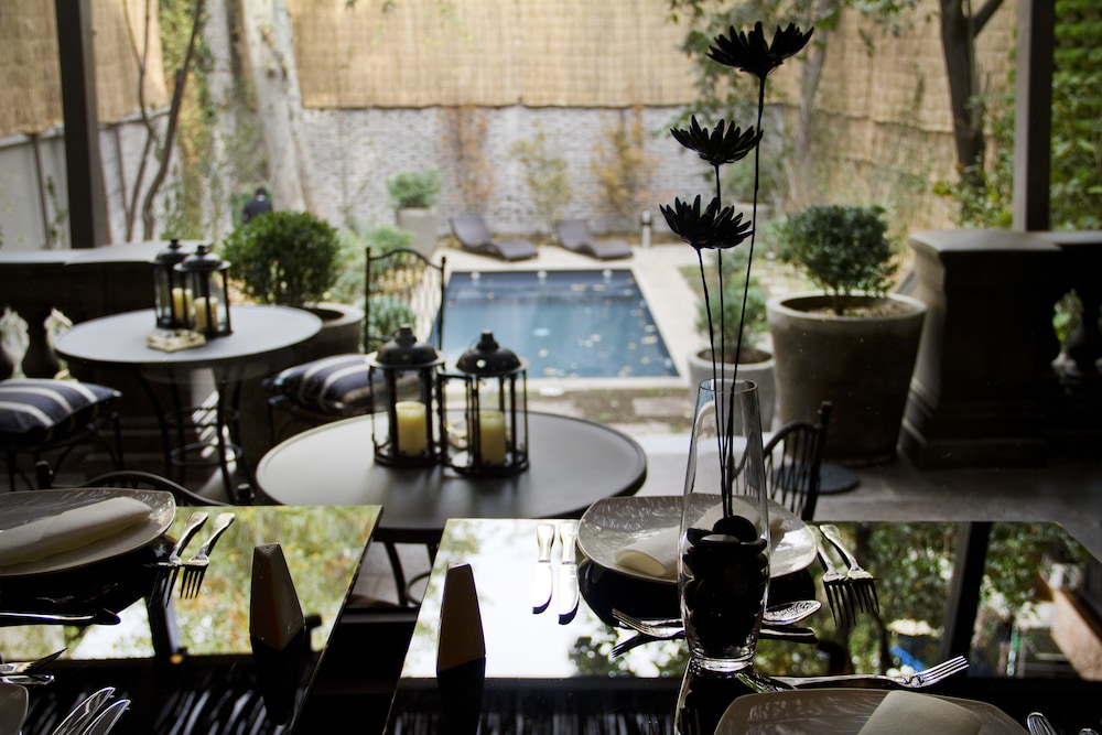 라스타리아 부티크 호텔(Lastarria Boutique Hotel) Hotel Image 50 - Food Court