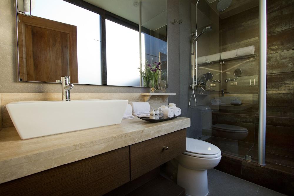 라스타리아 부티크 호텔(Lastarria Boutique Hotel) Hotel Image 34 - Bathroom