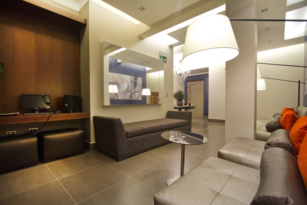 라스타리아 부티크 호텔(Lastarria Boutique Hotel) Hotel Image 4 - Interior Entrance
