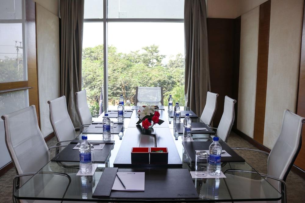 래디슨 블루 호텔 그레이터 노이다(Radisson Blu Hotel Greater Noida) Hotel Image 116 - Meeting Facility