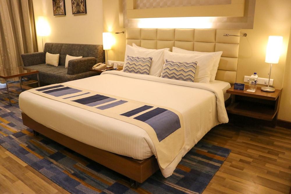 래디슨 블루 호텔 그레이터 노이다(Radisson Blu Hotel Greater Noida) Hotel Image 14 - Guestroom