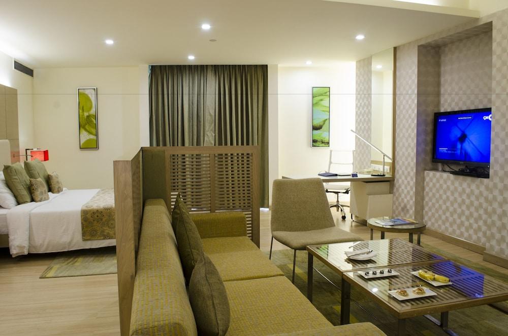 래디슨 블루 호텔 그레이터 노이다(Radisson Blu Hotel Greater Noida) Hotel Image 38 - Guestroom View