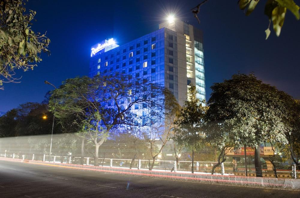 래디슨 블루 호텔 그레이터 노이다(Radisson Blu Hotel Greater Noida) Hotel Image 145 - View from Hotel