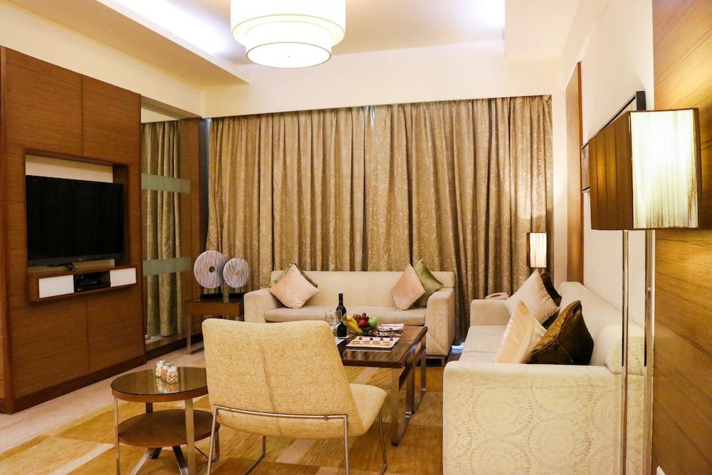 래디슨 블루 호텔 그레이터 노이다(Radisson Blu Hotel Greater Noida) Hotel Image 30 - Living Area