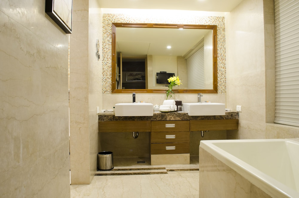 래디슨 블루 호텔 그레이터 노이다(Radisson Blu Hotel Greater Noida) Hotel Image 46 - Bathroom