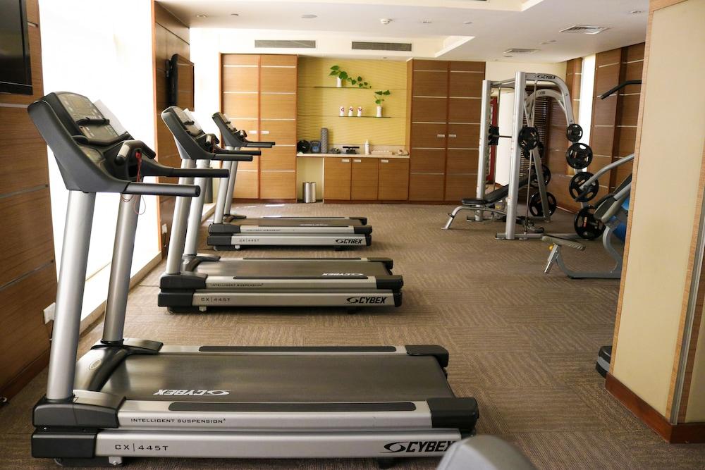 래디슨 블루 호텔 그레이터 노이다(Radisson Blu Hotel Greater Noida) Hotel Image 56 - Gym