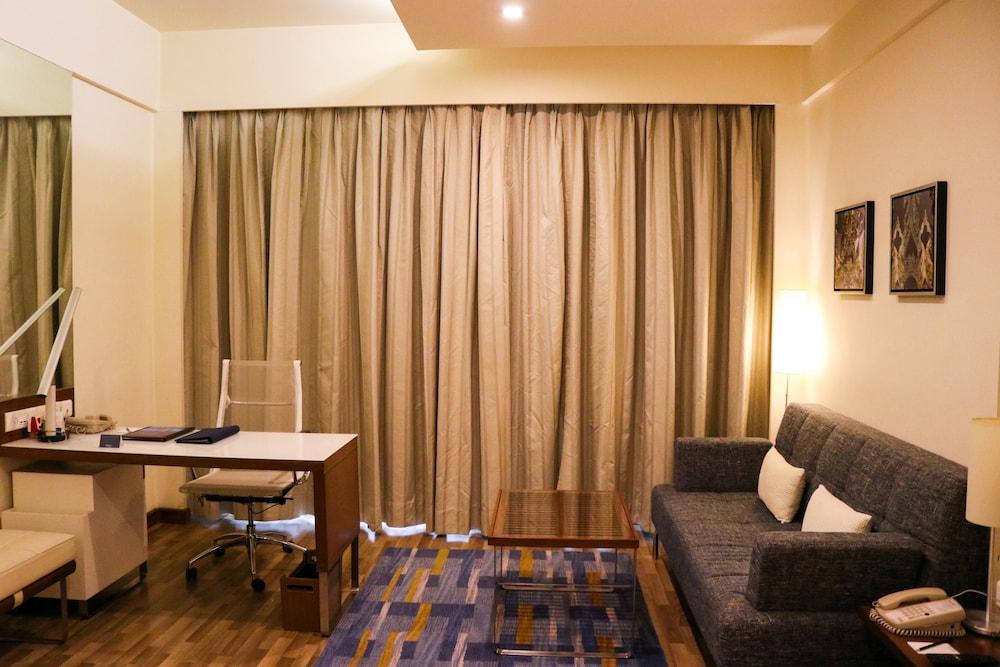 래디슨 블루 호텔 그레이터 노이다(Radisson Blu Hotel Greater Noida) Hotel Image 20 - Guestroom