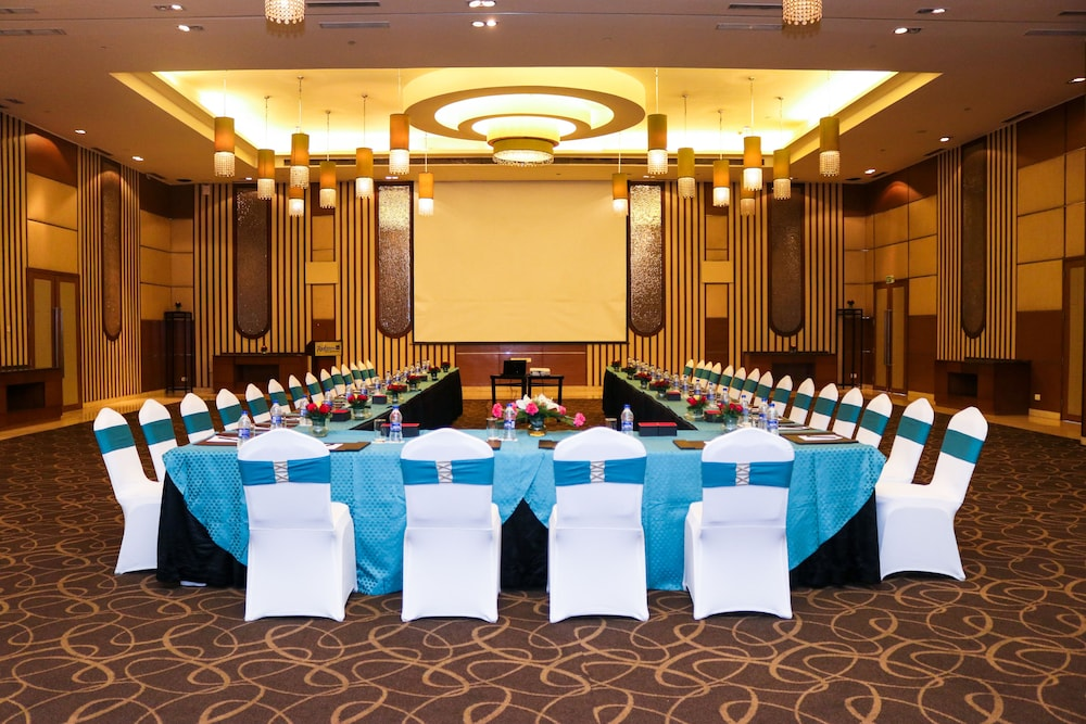 래디슨 블루 호텔 그레이터 노이다(Radisson Blu Hotel Greater Noida) Hotel Image 105 - Banquet Hall