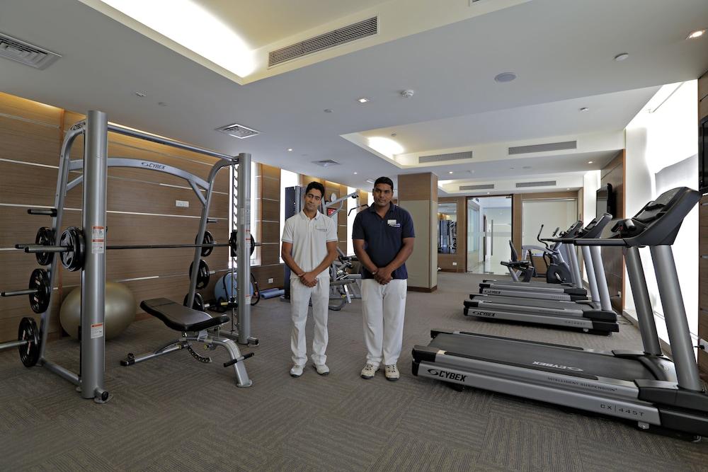 래디슨 블루 호텔 그레이터 노이다(Radisson Blu Hotel Greater Noida) Hotel Image 55 - Fitness Facility