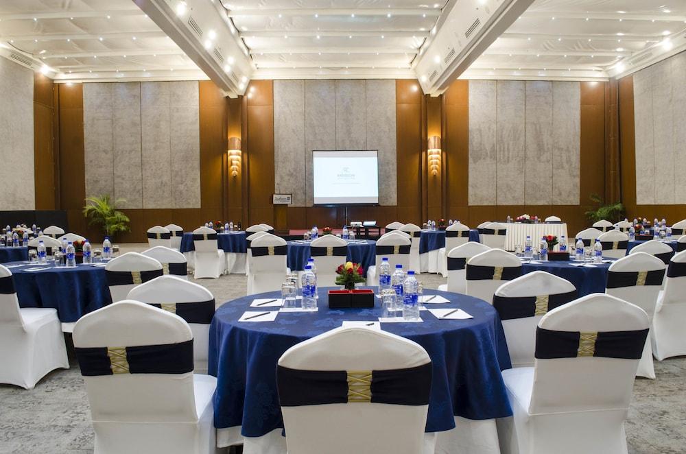 래디슨 블루 호텔 그레이터 노이다(Radisson Blu Hotel Greater Noida) Hotel Image 109 - Banquet Hall