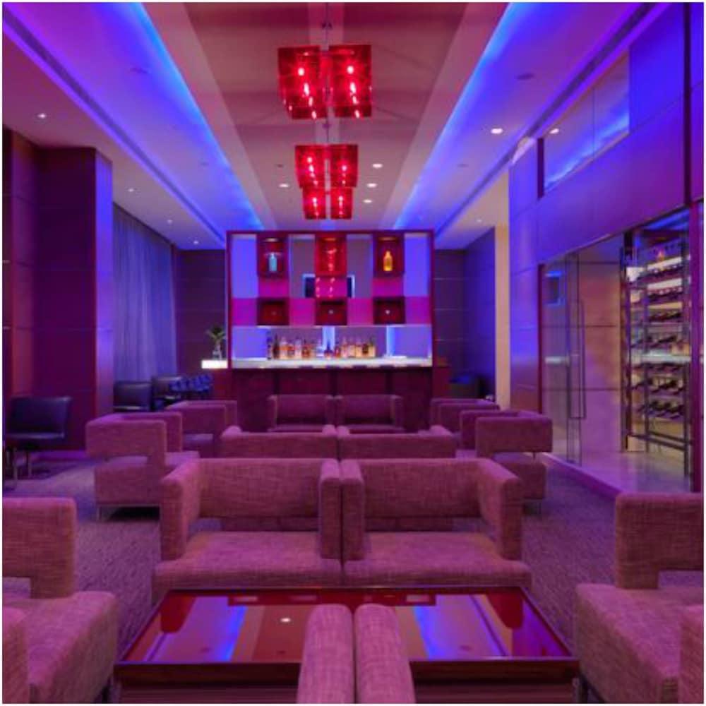 래디슨 블루 호텔 그레이터 노이다(Radisson Blu Hotel Greater Noida) Hotel Image 98 - Hotel Lounge