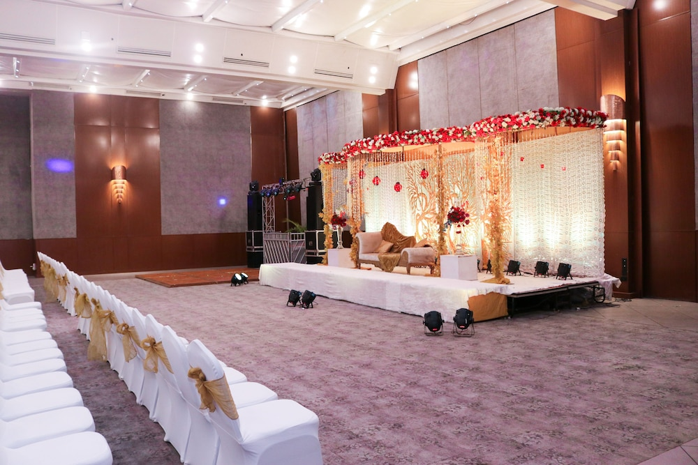 래디슨 블루 호텔 그레이터 노이다(Radisson Blu Hotel Greater Noida) Hotel Image 113 - Indoor Wedding