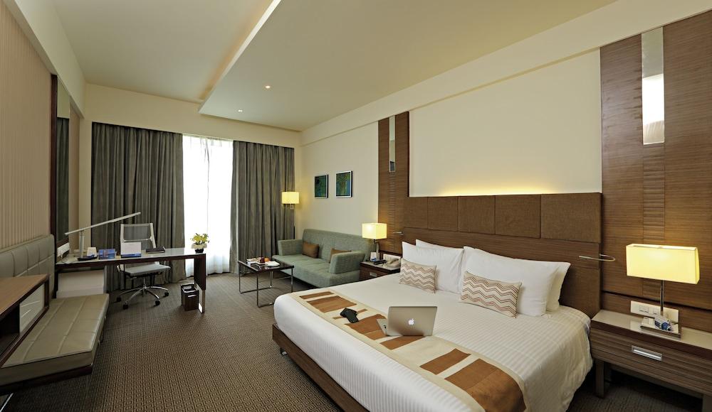 래디슨 블루 호텔 그레이터 노이다(Radisson Blu Hotel Greater Noida) Hotel Image 10 - Guestroom