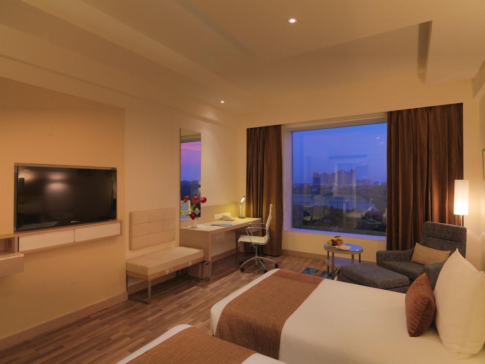 래디슨 블루 호텔 그레이터 노이다(Radisson Blu Hotel Greater Noida) Hotel Image 73 - Guestroom