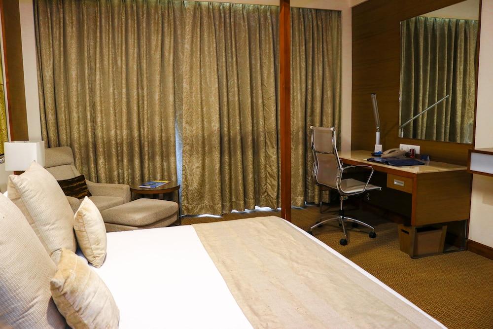 래디슨 블루 호텔 그레이터 노이다(Radisson Blu Hotel Greater Noida) Hotel Image 22 - Guestroom