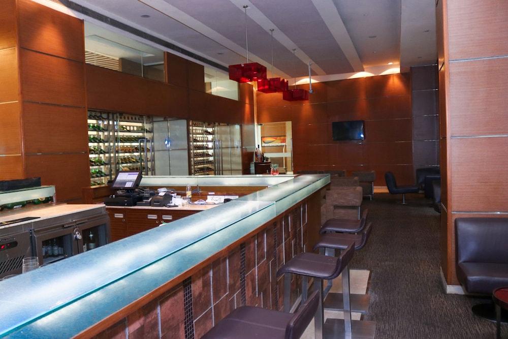 래디슨 블루 호텔 그레이터 노이다(Radisson Blu Hotel Greater Noida) Hotel Image 95 - Hotel Bar