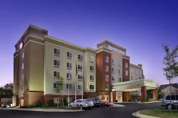 Hotel - Fairfield Inn & Suites Baltimore BWI Airport