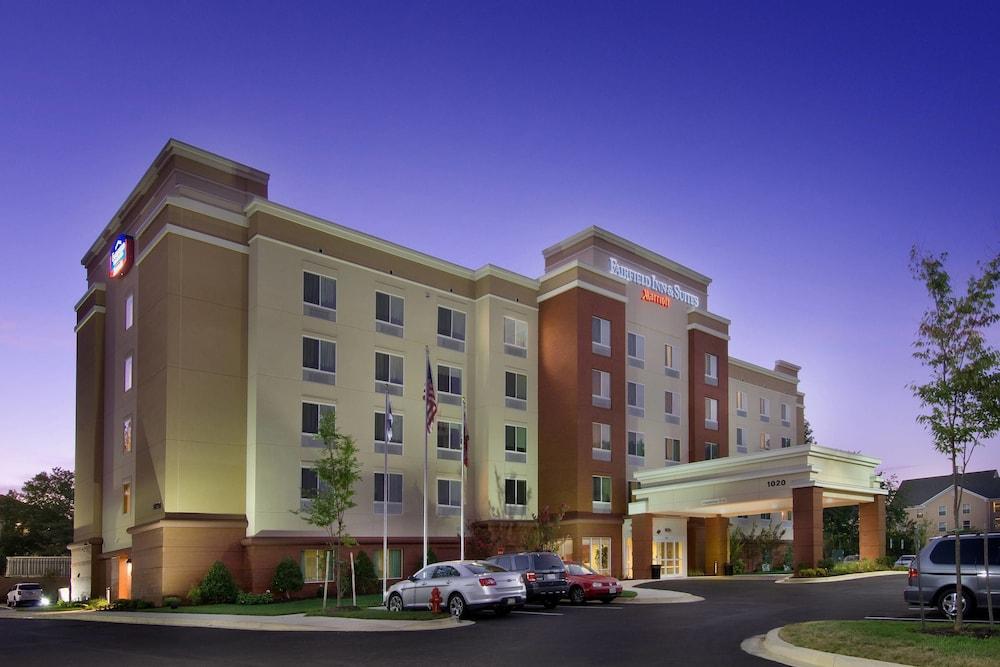 페어필드 인 & 스위트 볼티모어 BWI 에어포트(Fairfield Inn & Suites Baltimore BWI Airport) Hotel Image 0 - Featured Image