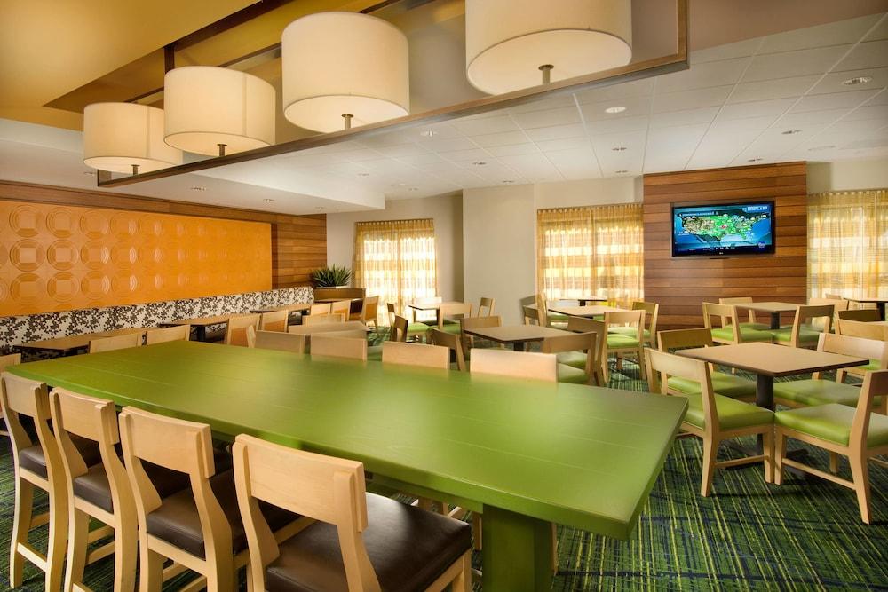페어필드 인 & 스위트 볼티모어 BWI 에어포트(Fairfield Inn & Suites Baltimore BWI Airport) Hotel Image 21 - Restaurant