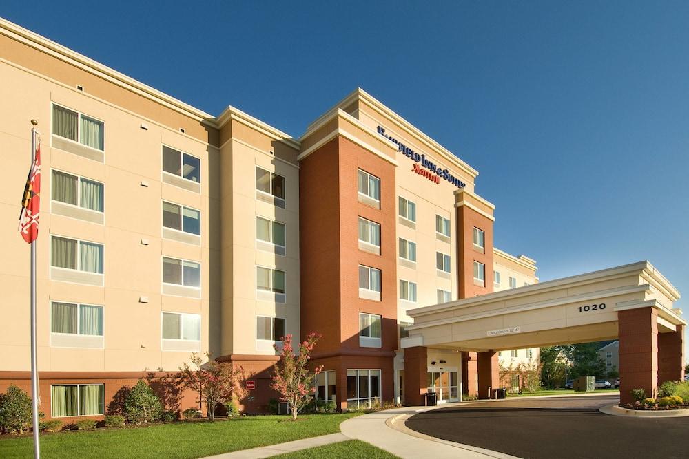 페어필드 인 & 스위트 볼티모어 BWI 에어포트(Fairfield Inn & Suites Baltimore BWI Airport) Hotel Image 4 - Exterior