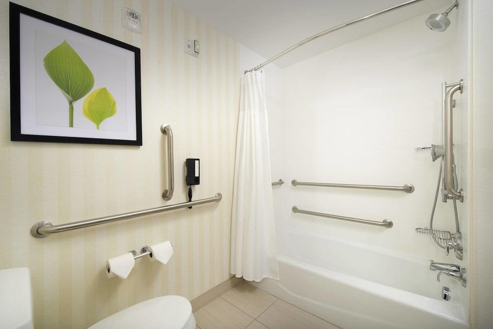 페어필드 인 & 스위트 볼티모어 BWI 에어포트(Fairfield Inn & Suites Baltimore BWI Airport) Hotel Image 7 - Guestroom