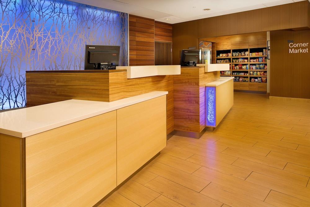 페어필드 인 & 스위트 볼티모어 BWI 에어포트(Fairfield Inn & Suites Baltimore BWI Airport) Hotel Image 2 - Lobby