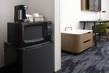 Suite, 1 King Bed with Sofa bed (1 Bedroom)