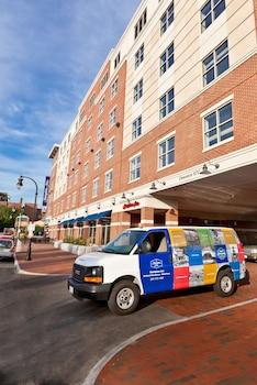 Hotel - Hampton Inn Portland Downtown Waterfront