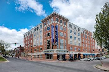 緬因州波特蘭市區濱海歡朋飯店 Hampton Inn Portland Downtown Waterfront