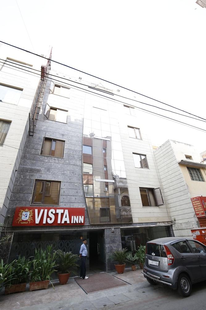 호텔 비스타 인(Hotel Vista Inn) Hotel Image 46 - Hotel Front