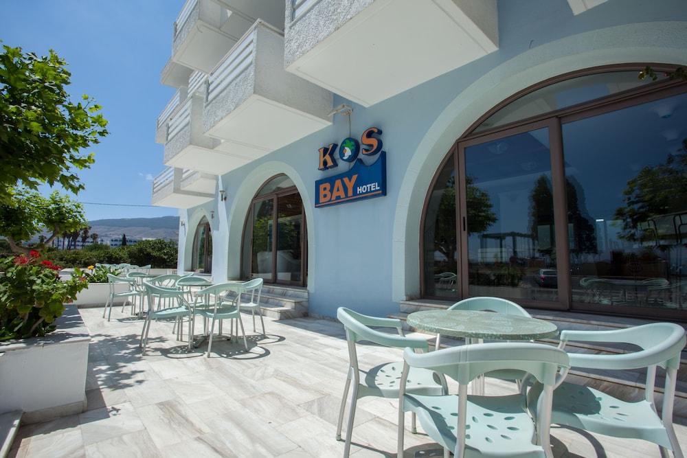 코스 베이 호텔(Kos Bay Hotel) Hotel Image 56 - Outdoor Dining