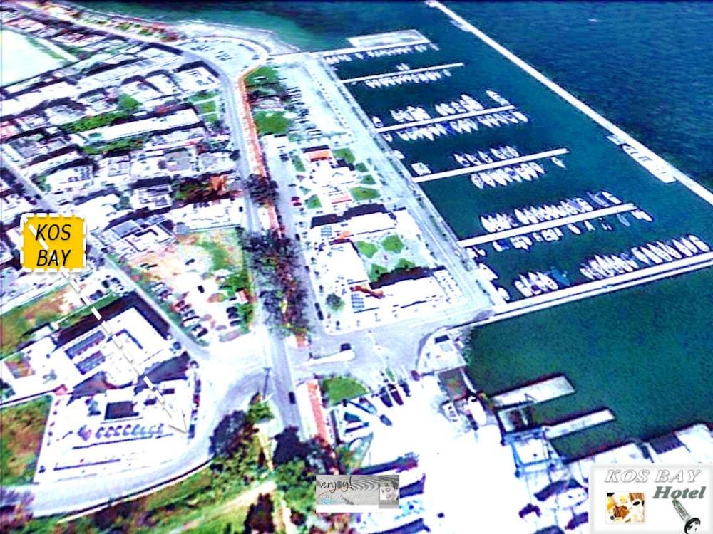 코스 베이 호텔(Kos Bay Hotel) Hotel Image 63 - Aerial View